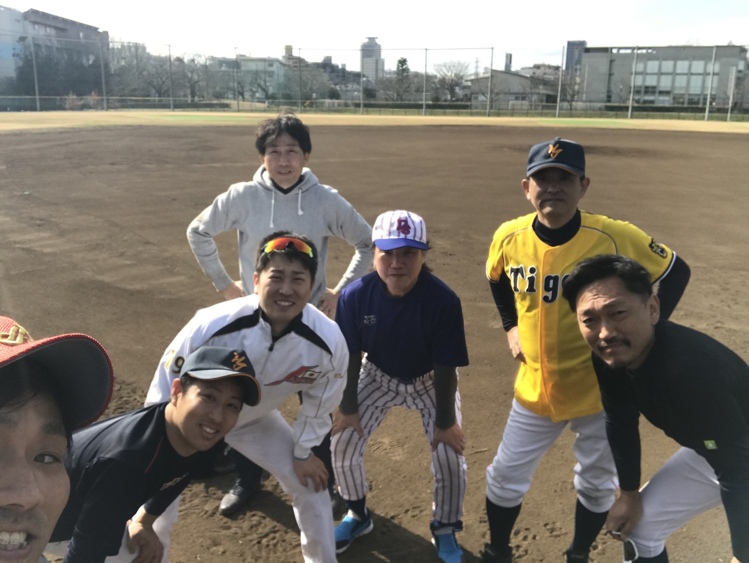 2020年HT野球部始動!