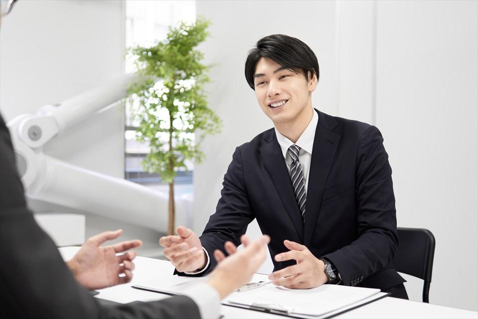 就職で何を大切にするか